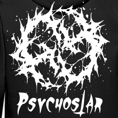 Psychostar death metal - Men's Premium Hoodie