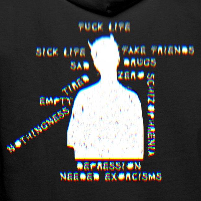 Sick life (white)