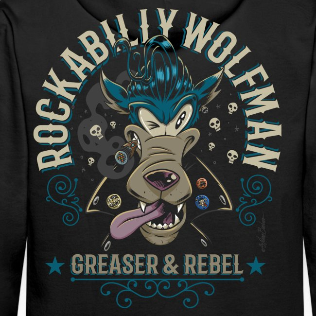 Rockabilly Wolfman