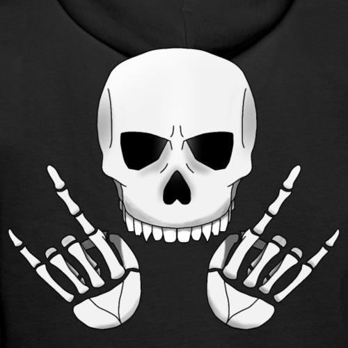 Crane metal - Sweat-shirt à capuche Premium pour hommes