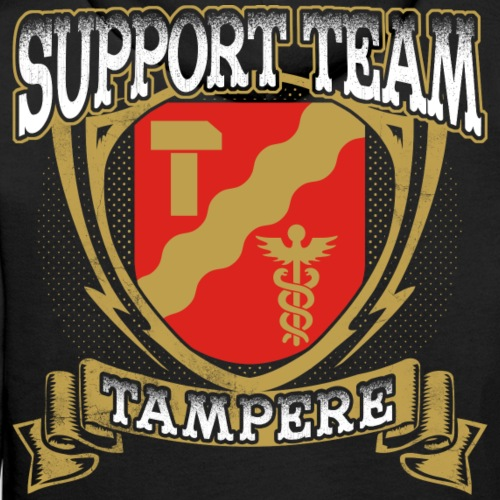 Tampere Support Team - Miesten premium-huppari