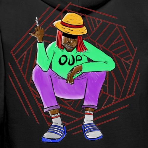 youvdee 1 - Sweat-shirt à capuche Premium pour hommes