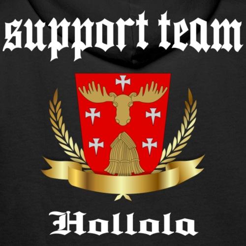 Hollola Support Team - Miesten premium-huppari