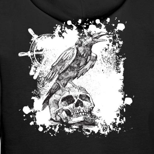 Raven - Miesten premium-huppari
