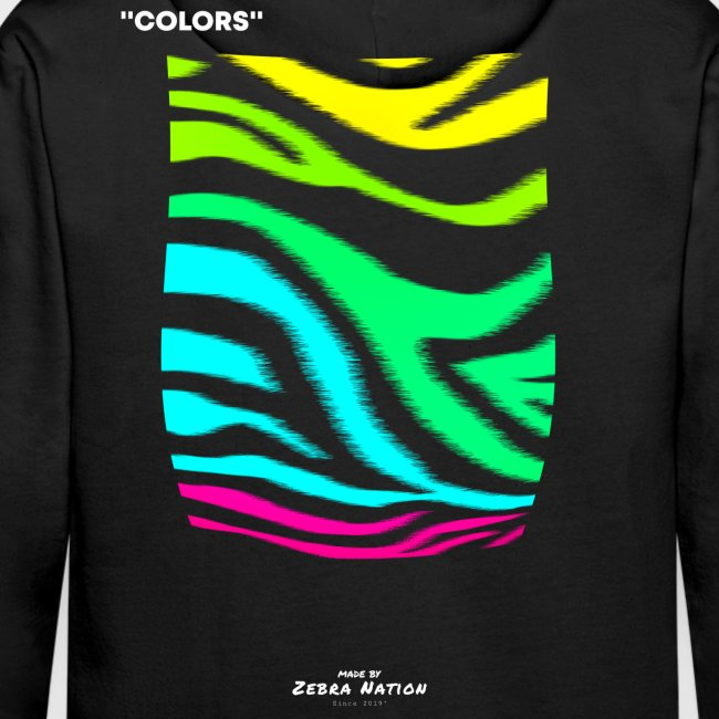 Zebra Nation (Colors) 2019 Collection