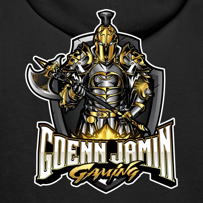 GoennjaminGaming - Logo Back Print Collection