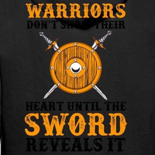 Warrior Feelings - Miesten premium-huppari