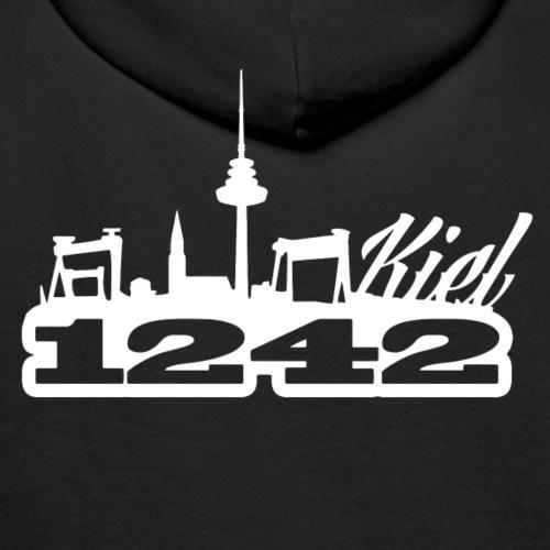 1242 Kielifornia Logo - Männer Premium Hoodie