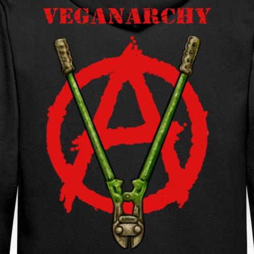 Veganarchy - Männer Premium Hoodie