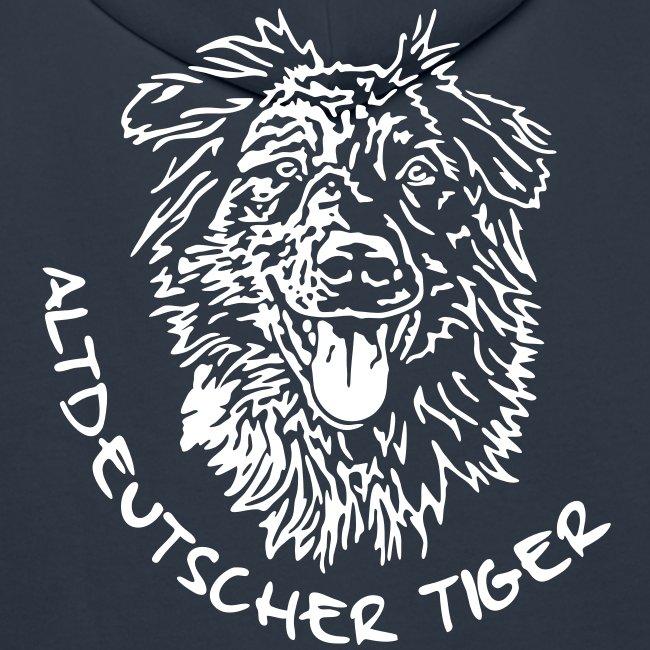 Altdeutscher hütehund tiger