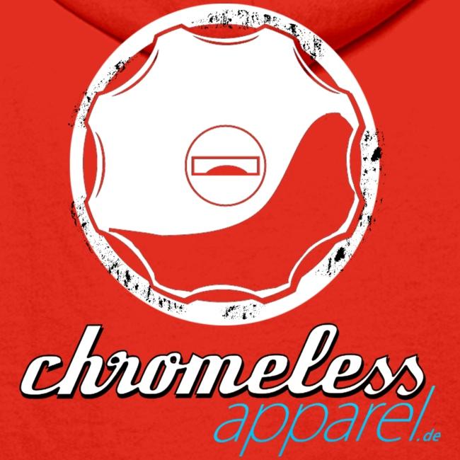CHROMELESS TANK