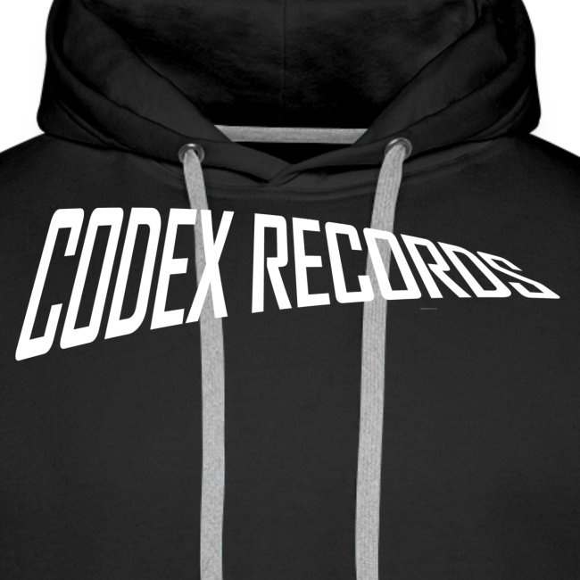 CodexRecords Transparent White New png