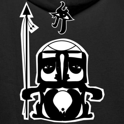 LOGOORACULO - Sweat-shirt à capuche Premium pour hommes