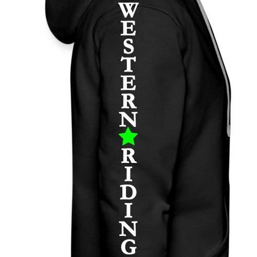 Western Riding - Männer Premium Hoodie