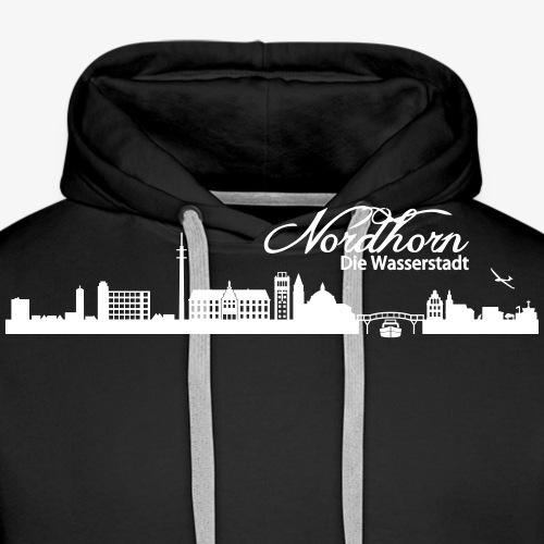 Nordhorner Skyline - Männer Premium Hoodie