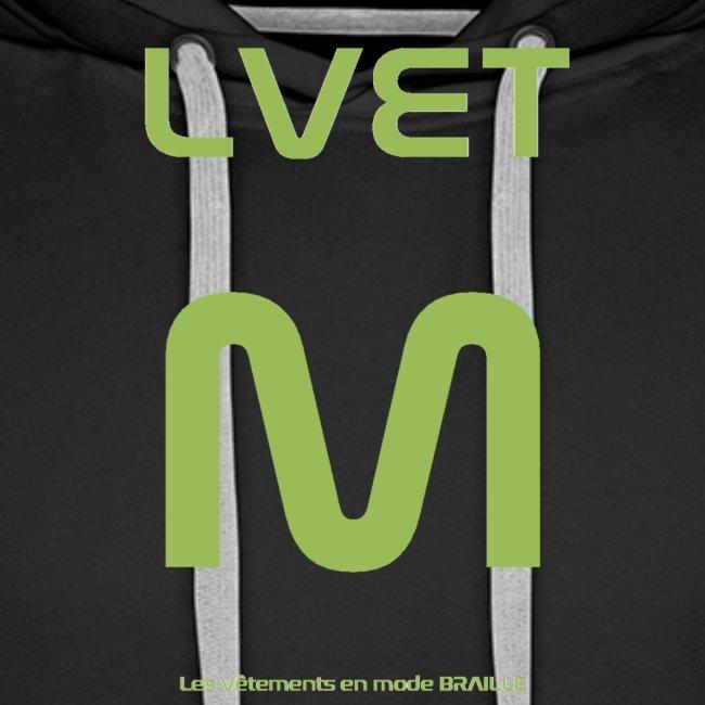 LVET M vert olive