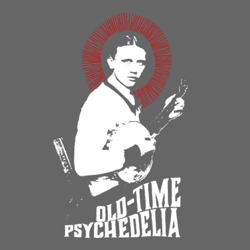 Old Time Psychedelia - Men's Premium Hoodie