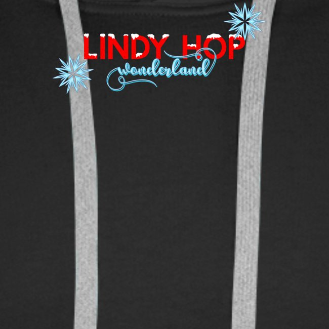 Lindy Hop Wonderland Tanz T-shirt