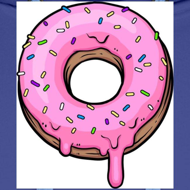 Donut derretido
