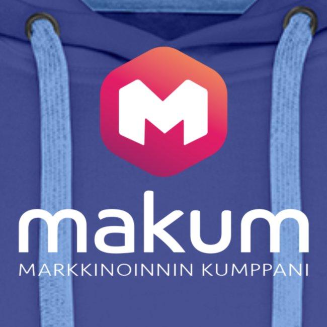 MAKUM Logo ja teksti