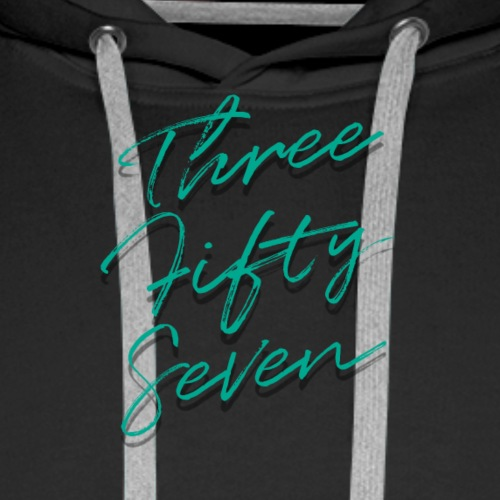 The 'Signature 2.0' by Three Fifty Seven - Men's Premium Hoodie