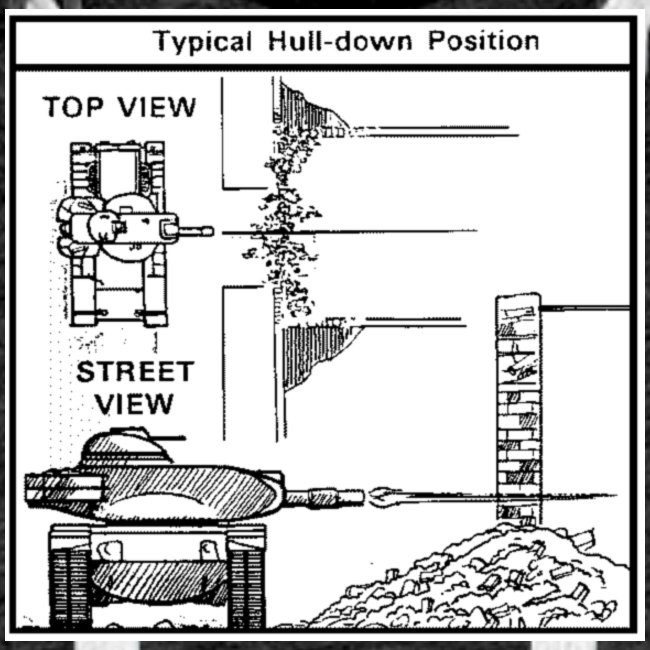 W.O.T War tactic, tank shot