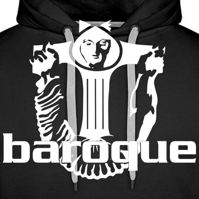 Baroque Records Logo Black