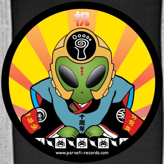 Parvati Records Psyvader