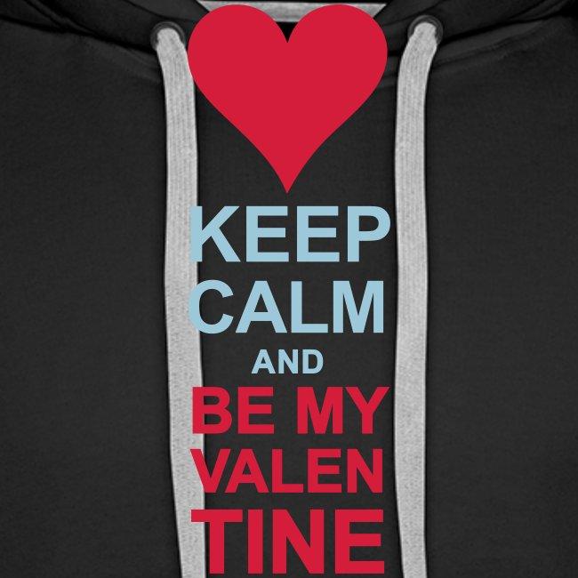 Be my quiet Valentine