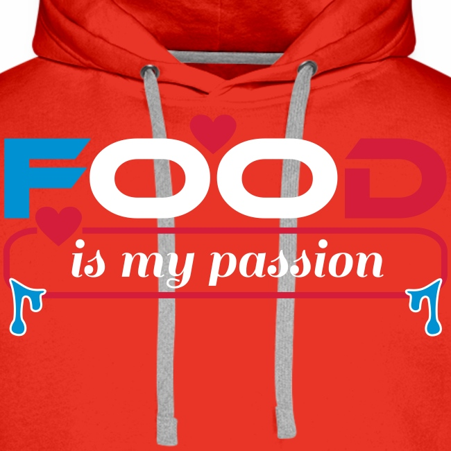 Food is my passion