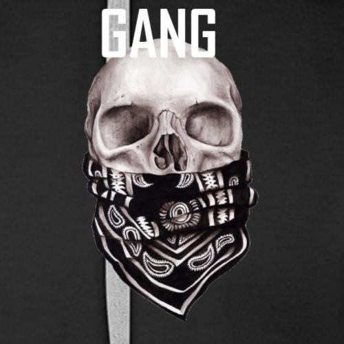 Gang - Männer Premium Hoodie