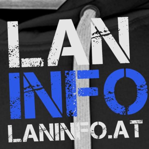 LANinfo - Männer Premium Hoodie