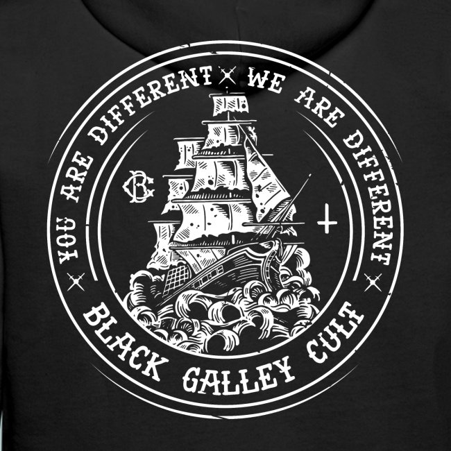BLACK GALLEY | The CULT