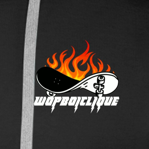 Wbc Logo - Men's Premium Hoodie