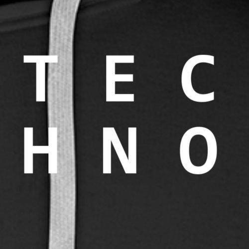 Techno Stack - Men's Premium Hoodie