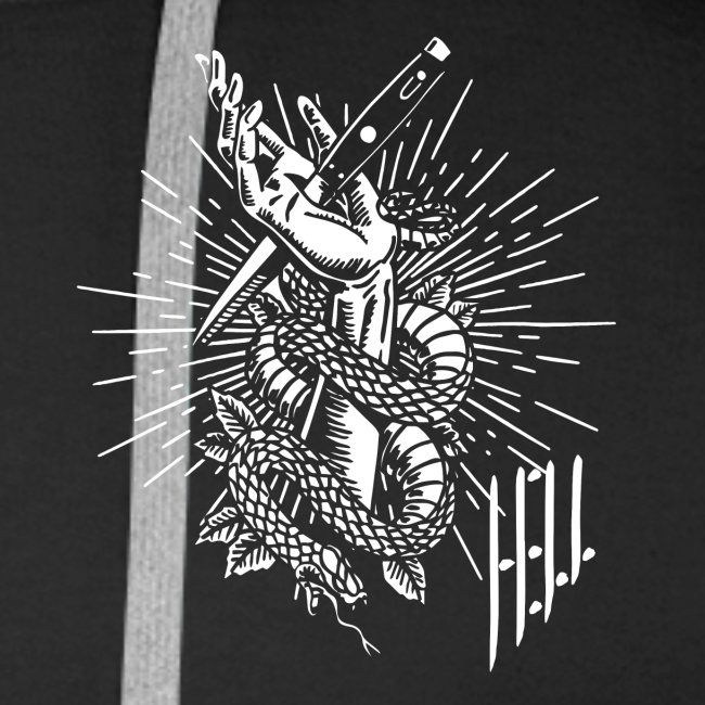 HELL apparel | THE TIME OF MY KNIFE | 2019