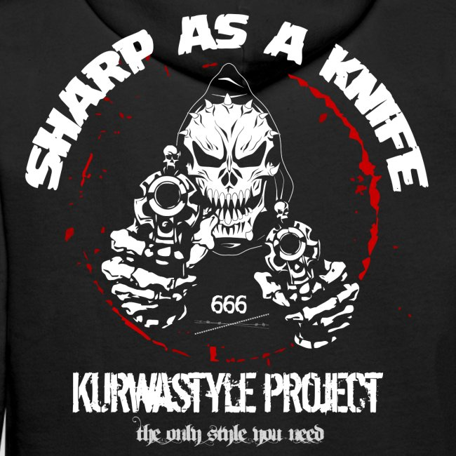 Kurwastyle Project - Sharp As A Knife