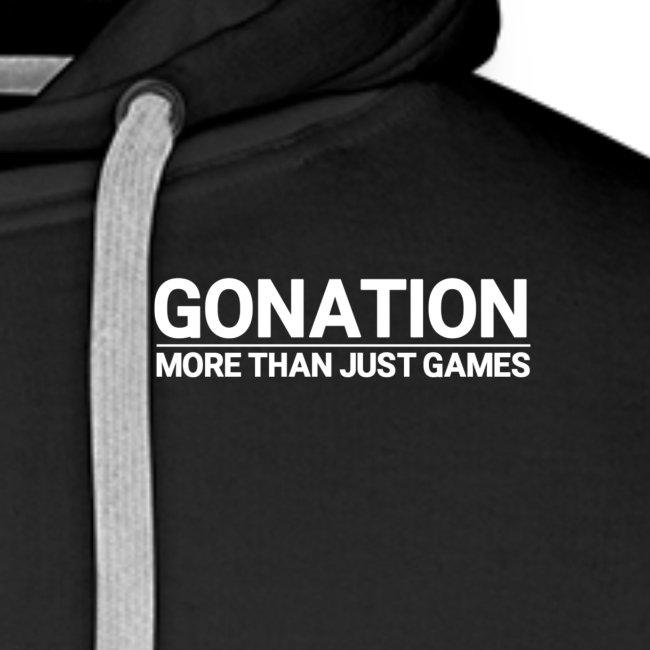 GONATION Official Jersey 2018/2019 BLACK