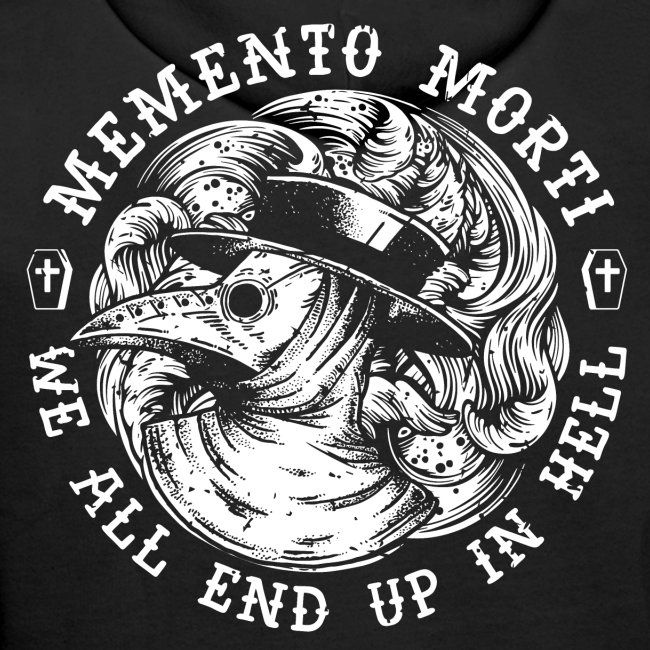 HELL apparel | MEMENTO MORTI | 2019