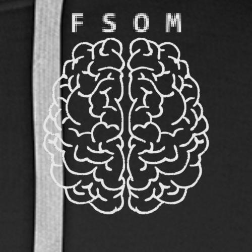 fifth state of mind - Men's Premium Hoodie