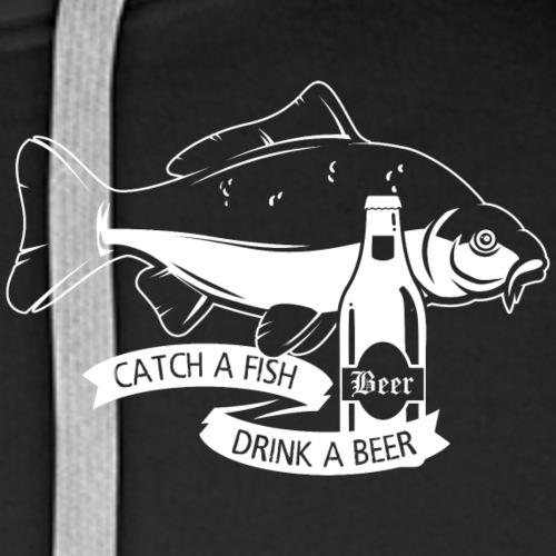 Catch a Fisch - Männer Premium Hoodie