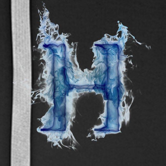 H Blue Fire