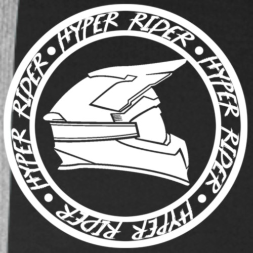 HYPER RIDER - Männer Premium Hoodie