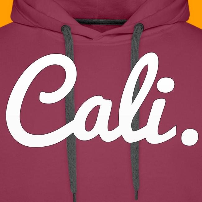 Cali s Logo Weiss