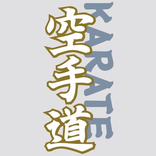 Karate Kanji - Mannen Premium hoodie