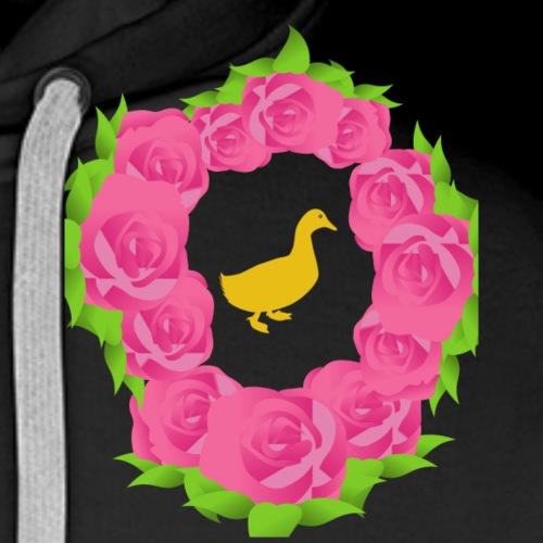 Venerable Duck - Sudadera con capucha premium para hombre