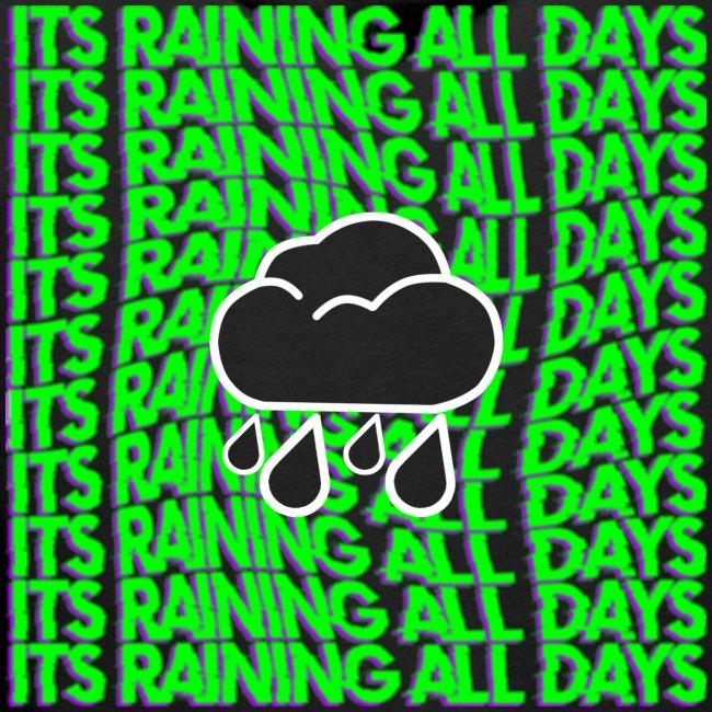 Rain Hoodie 1