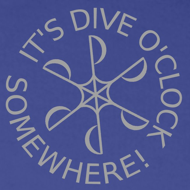 Dive o clock Light Grey