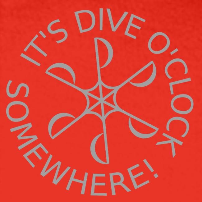 Dive o clock Light Grey