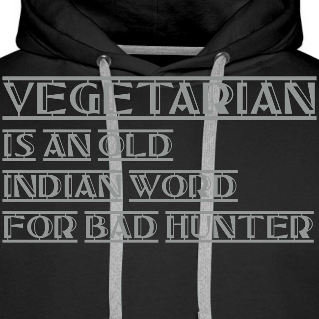 vegetarian spreadshirt